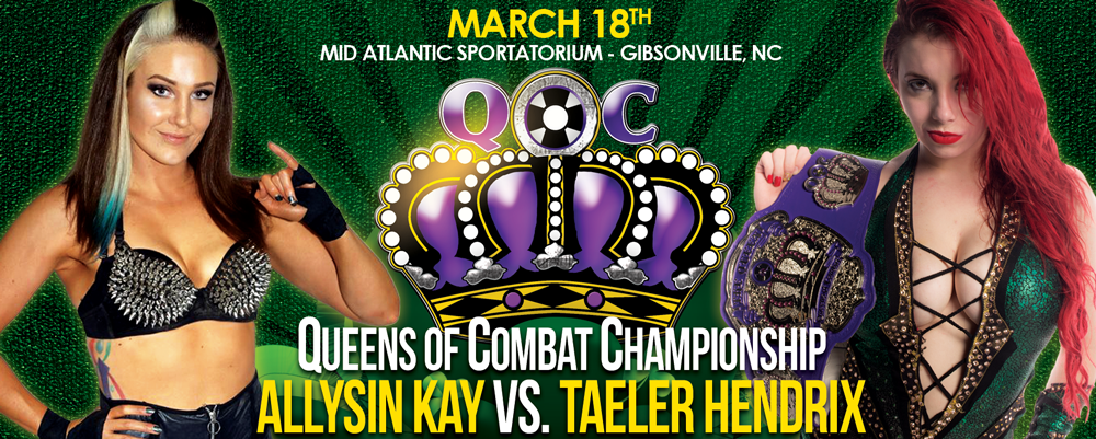 March 18 – Main Event