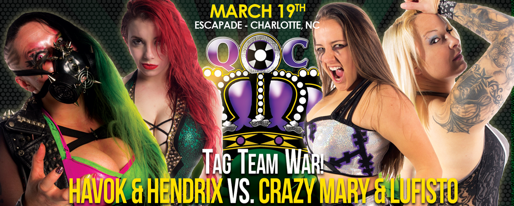 March 19th – Main Event